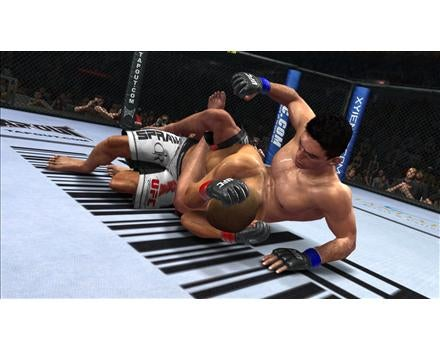 UFC Undisputed 2010 Packs New Modes, Moves, Fighters Into May's Title