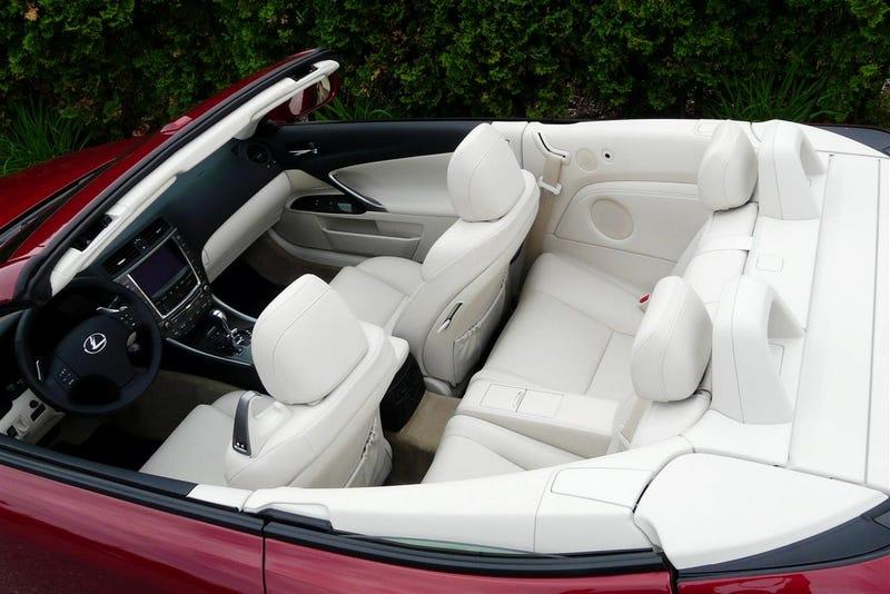 2010 Lexus IS Convertible: First Drive