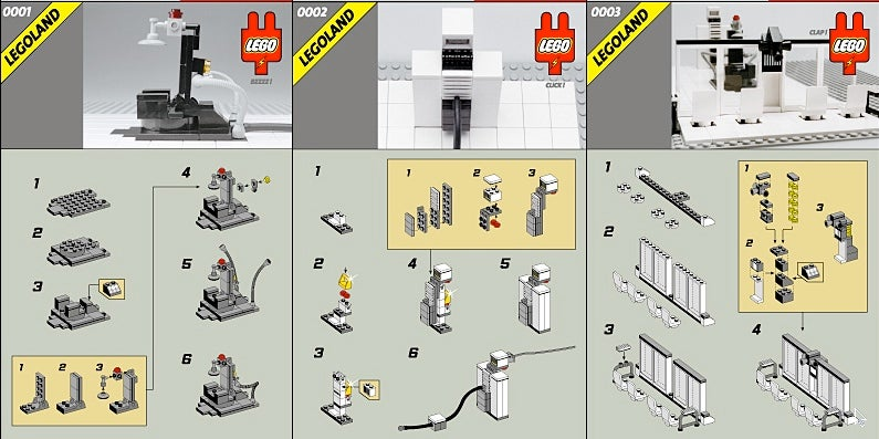 LEGO Electric Chair, Too Far?