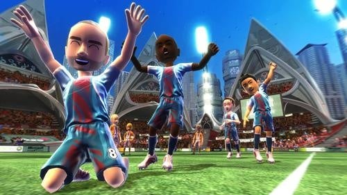 Kicking It With Kinect Sports Soccer
