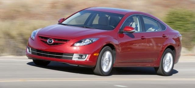 Mazda Issues Recall Because It Finds More Spiders In Fuel Tanks