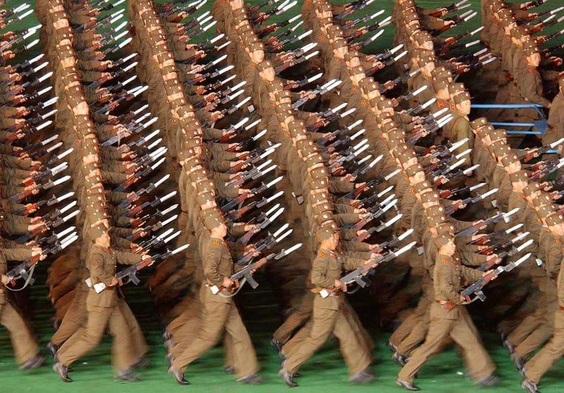 North Korea Tells U.S. Commander His Forces Could 'Meet a Miserable Destruction'