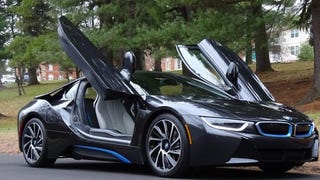 Has the market for the BMW i8 changed?
