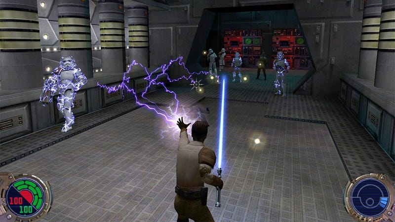 Lucasarts' Closure Convinces Developers To Release Awesome Star Wars Source Code