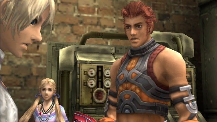 Nintendo's Wii RPG Monado: Beginning of the World In Pictures