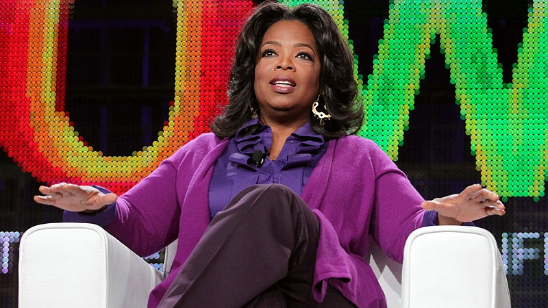 Oprah Determined to Save, Destroy Broadway Forever
