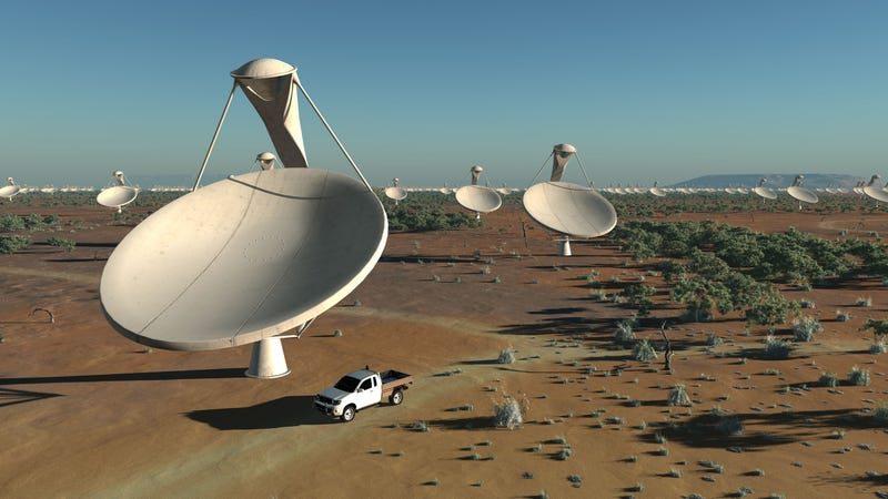 IBM's $43 Million Computer For the World's Largest Radio Telescope