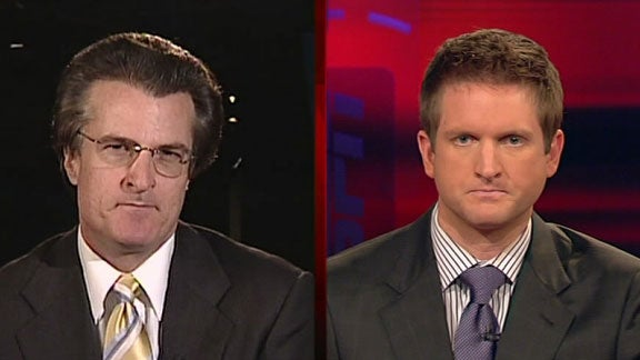 Todd McShay Addresses His Frisky On-Air Relationship With Mel Kiper