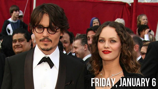 If Johnny Depp and Vanessa Paradis Split We Quit Life