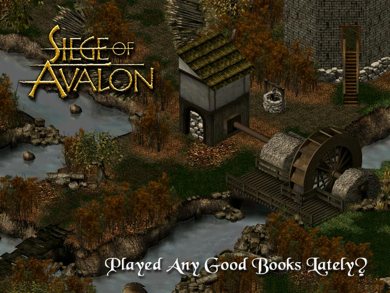 Obscure Game Review: Siege of Avalon