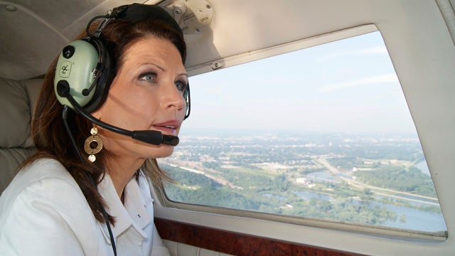 Michele Bachmann Suffers From 'Incapacitating' Migraines