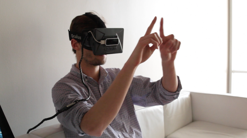 Using the Oculus Rift to Find Your Next Car