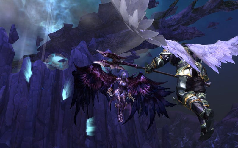 Aion Preview: Onward Towards Ascension