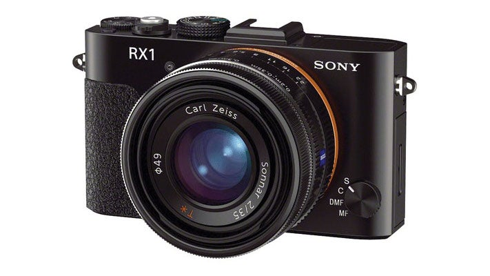 Leaked Sony RX1 Fits a DSLR in Your Pocket