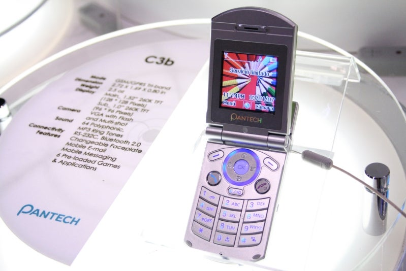 Hands-On With the Smallest Flip-Phone Ever