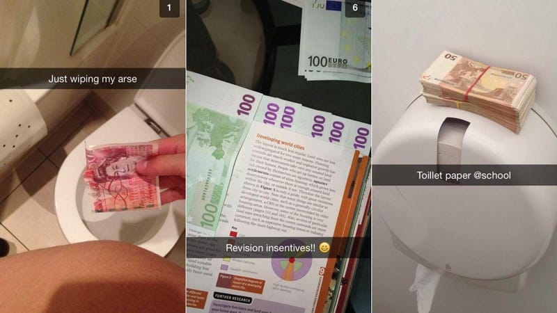 'Rich Private School Kids' Snapchat Offers New Batch of Kids to Hate