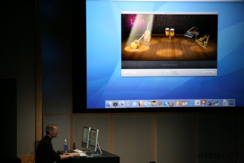 Steve Jobs Announces iLife '08