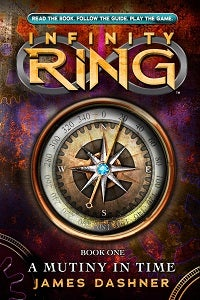 Infinity Ring: A New Time Travel Series from Scholastic