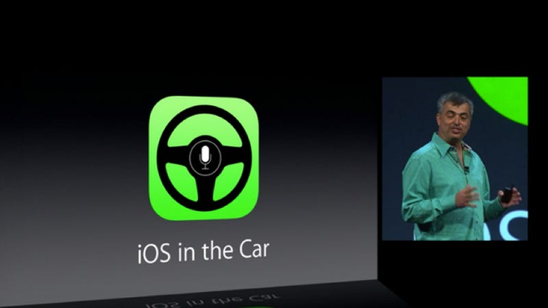 iOS In The Car Is Coming To Your Chevy Or Ferrari In 2014