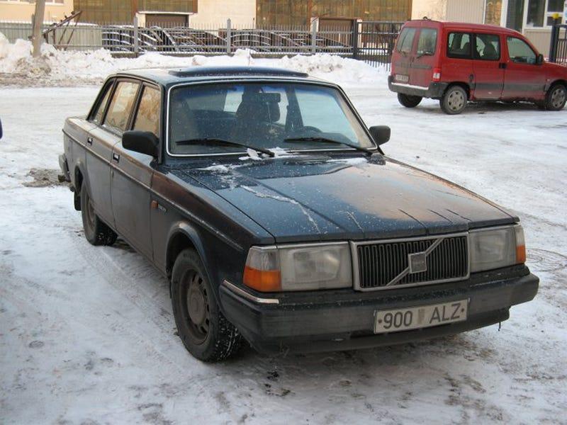 Ultra-Rare Or Ultra-Custom 1982 Volvo 243 3-Door Crossbreed