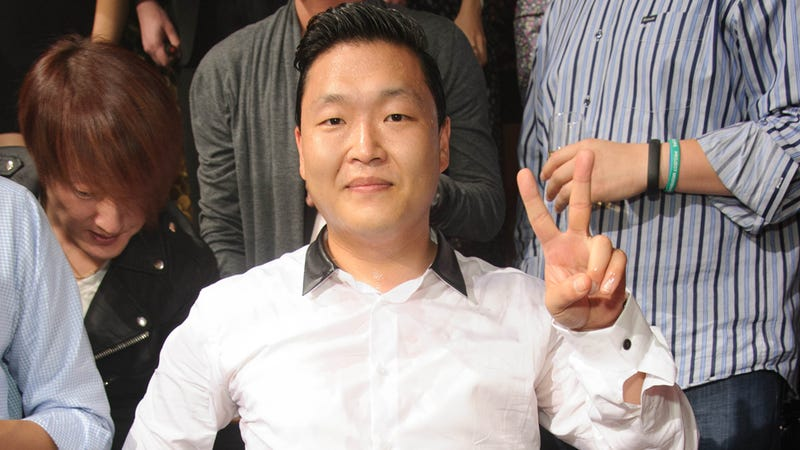 'Gangnam Style' Rapper Psy Apologizes for 'Kill Those Fucking Yankees' Rap