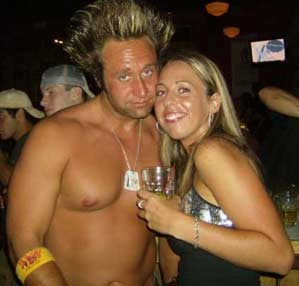 Jeff Reed Is Available If You Have Drink Specials