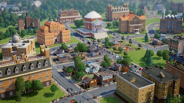 Watch The Makers of SimCity Play Their New Game Live... Right About Now