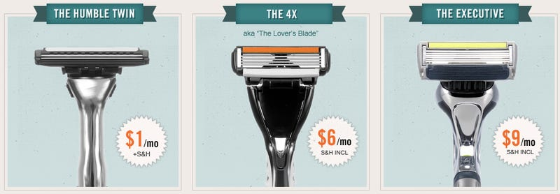Dollar Shave Club: $1/Month for High-Quality Razors Without the Unnecessary Tech