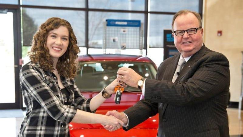 Mazda Celebrates 10 Million Vehicles Sold In U.S.