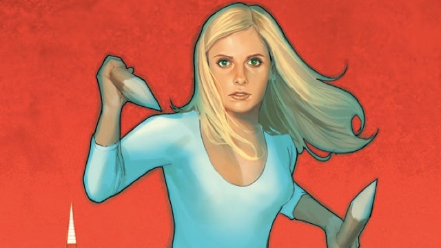 Which villain is making a return in the Buffy comic books?