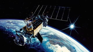 A Defense Department Satellite Exploded, Scattering Junk In Orbit