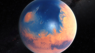 New NASA Findings Suggest Mars Was Once Home To A Giant Ocean