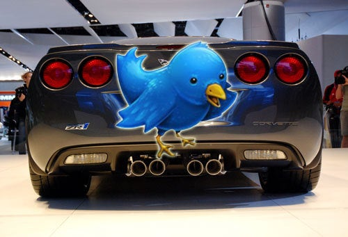 Tweetlopnik: See The Important Detroit Auto Show Tweets Without Leaving Jalopnik