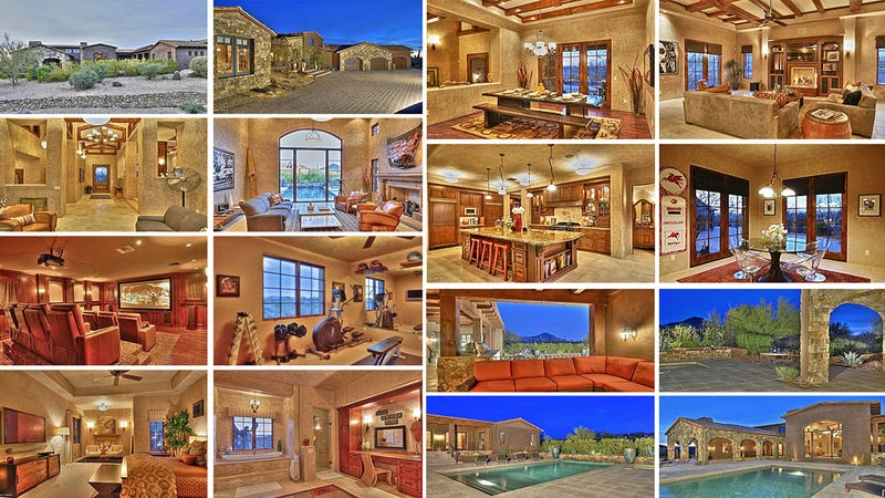 Who Wants to Rent Frankie Muniz's McMansion in Scottsdale?
