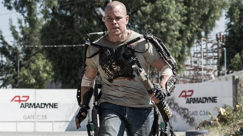 Subtle As A Boomsaw: Elysium, Reviewed.