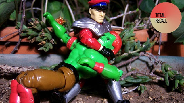 When Street Fighter met GI Joe, the World Suffered