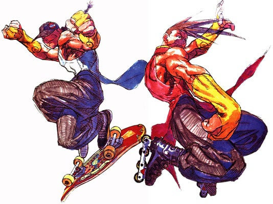 Hints At New Super Street Fighter IV Characters
