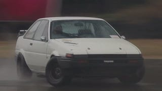 Video: Heaven is an AE86 In the Rain