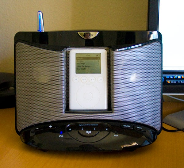 Lightning Review: EOS Wireless iPod Dock/Speaker System Gets Sound To Every Room Cheaply And Easily