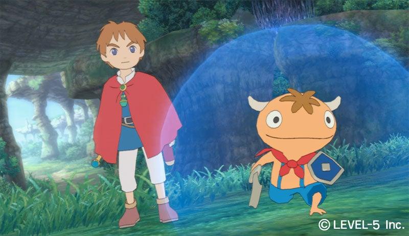 Studio Ghibli's Gorgeous Ni no Kuni Gets Hands-on At Tokyo Game Show