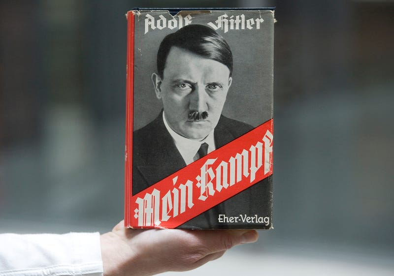 History Re-reading: Hitler's Mein Kampf to Be Published in Germany for First Time Since WWII