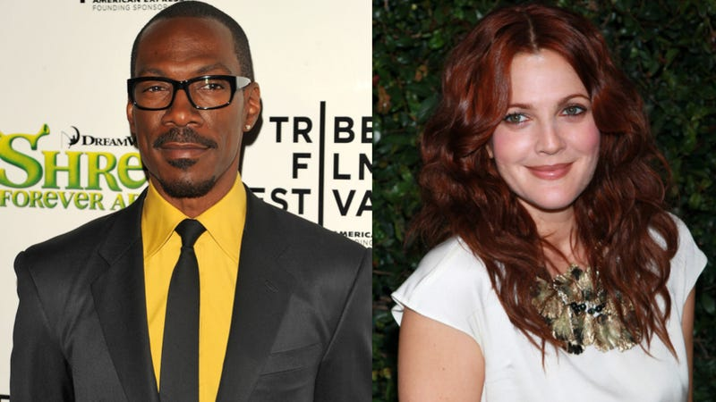 Drew Barrymore & Eddie Murphy Are Hollywood's Most Overpaid Stars