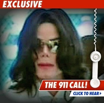 Would You Like to Listen to the Michael Jackson 911 Call?