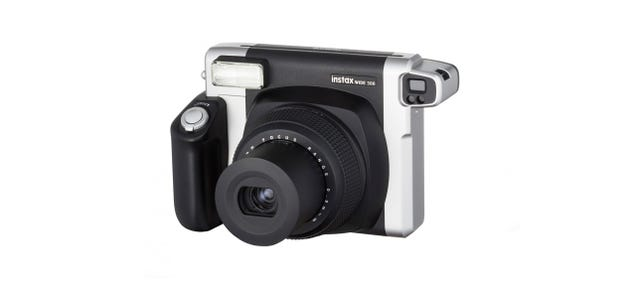 Fujifilm Instax Wide 300: Bigger Instant Photos, Wider Than You Remember