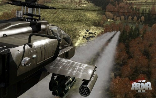 ARMA II Patch 1.05 Packed With Free DLC