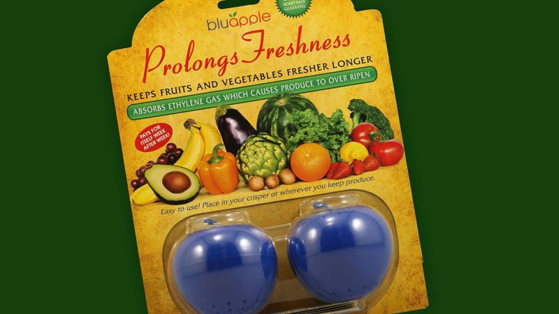 Keep Fruits and Vegetables Fresh Longer with an Ethylene Gas Absorber