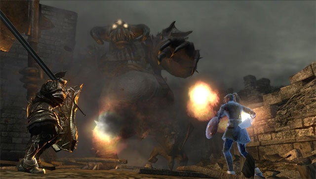 Demon's Souls Will Stay Online Through October 2011