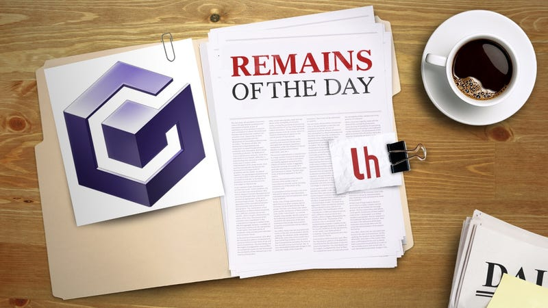 Remains of the Day: GameCube Emulation Just Got Way Better
