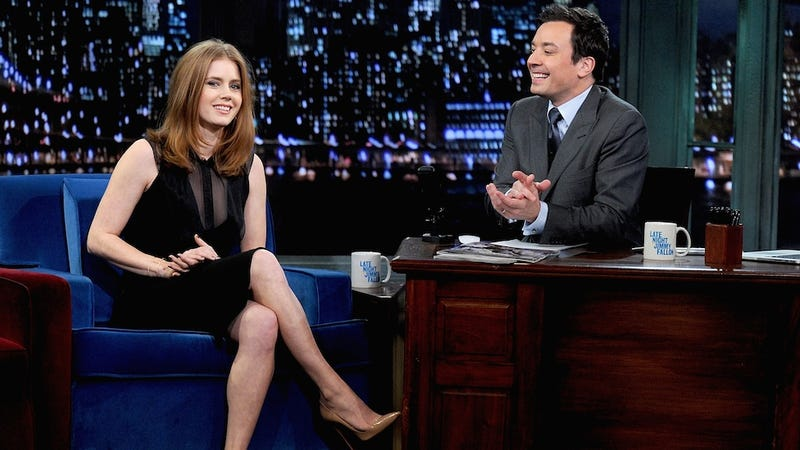 Amy Adams Doesn't Sound Keen on a Lois Lane/Wonder Woman Girl Fight