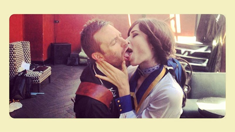 BioShock Infinite Cosplay Leaves A Bad (Good?) Taste In Your Mouth